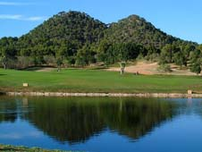 Golf course in Cala d'Or